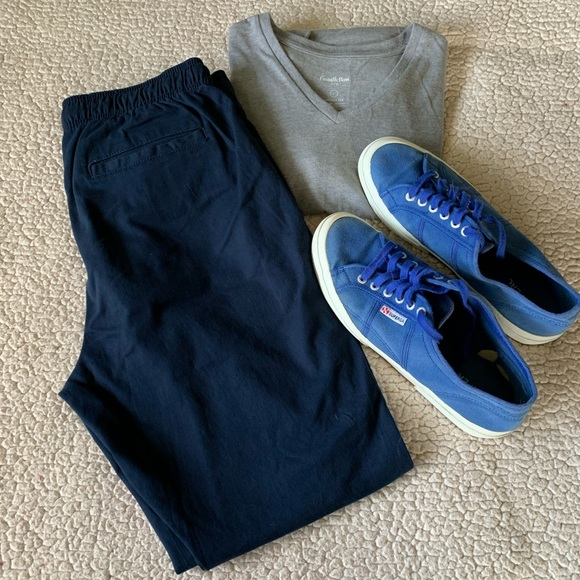 "Old Navy Other - Old Navy Jogger in ""Ink Blue"" Medium Only Worn 1X"